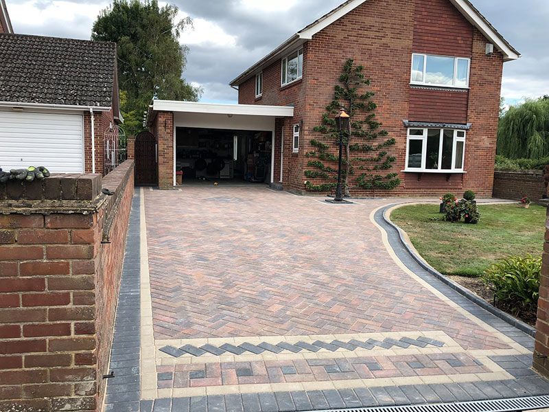 Block Paved Driveways Southampton