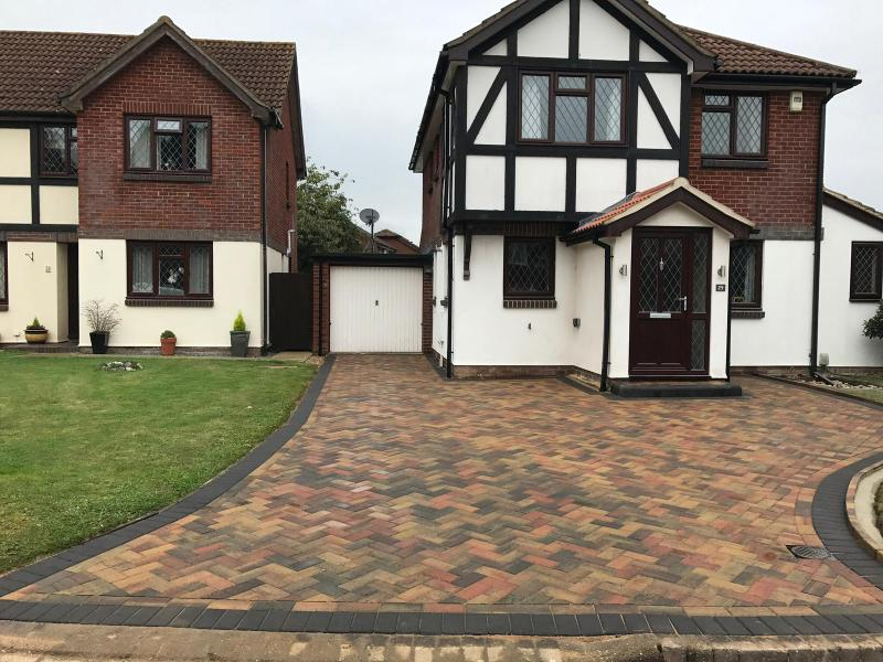 Block Paving Driveway Eastleigh