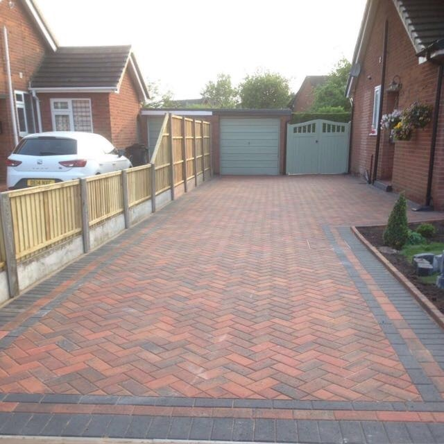 Eastleigh Block Paving