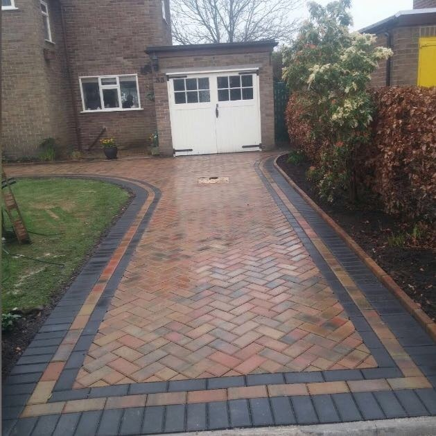 Salisbury Block Paving