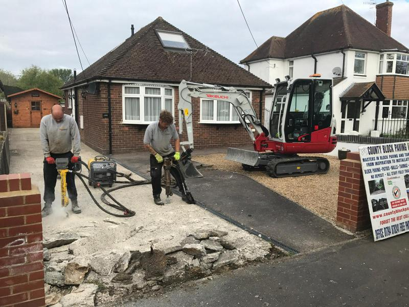 County Block Paving