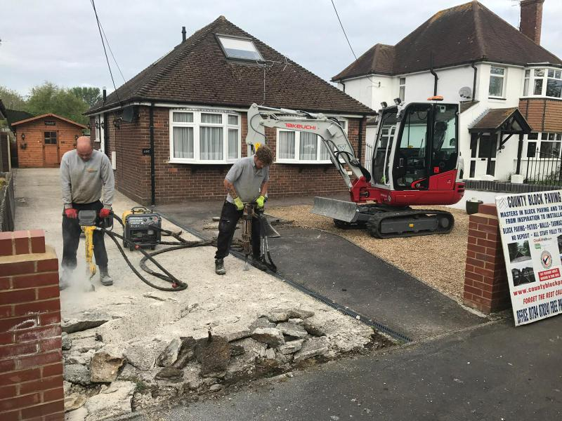 Driveways Specialists Wiltshire