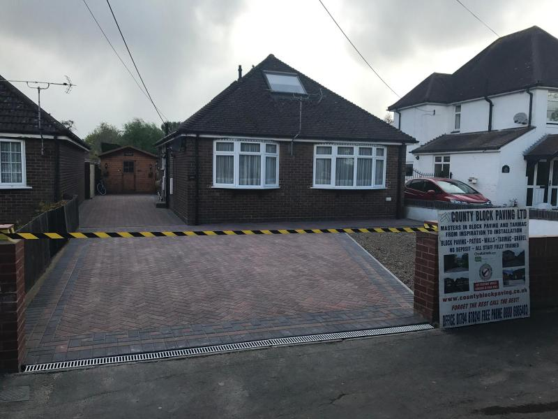 Southampton Block Paving