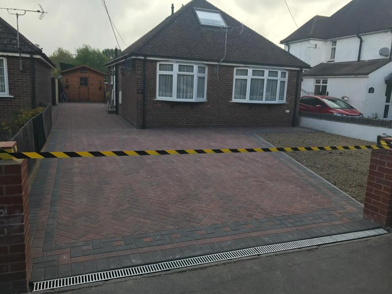 Block Paving Wiltshire