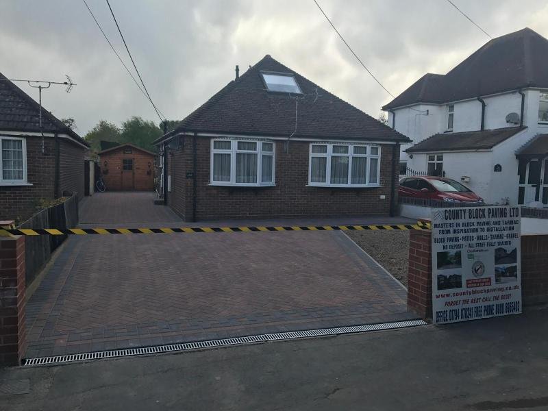 Block Paving Driveways Wiltshire