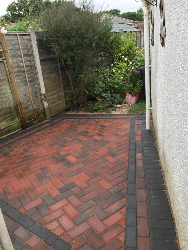 Paving contractors Eastleigh