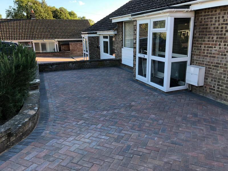 block paving wiltshire