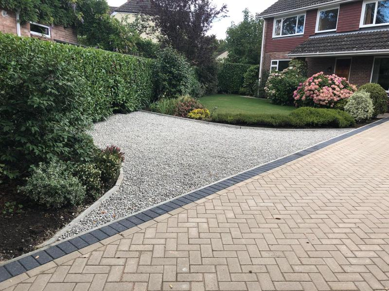 Wiltshire Block Paving