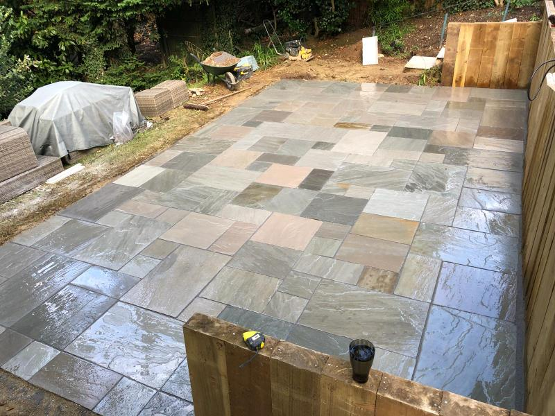 Patio Contractors Wiltshire