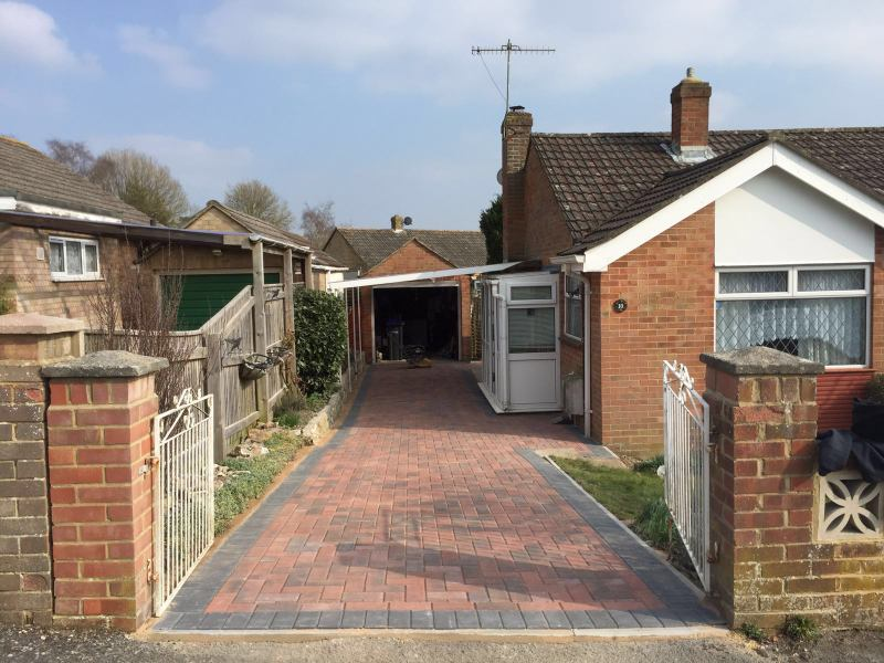 Paved Driveways Romsey