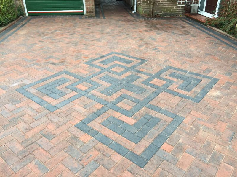 Block Paving Romsey