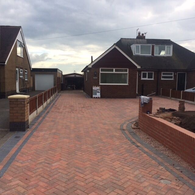Block Paving Contractors Romsey