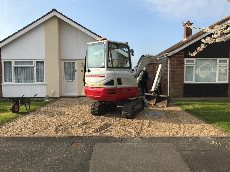 Tarmac Driveways in Romsey