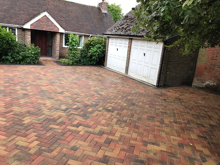 Block Paved Driveways Eastleigh