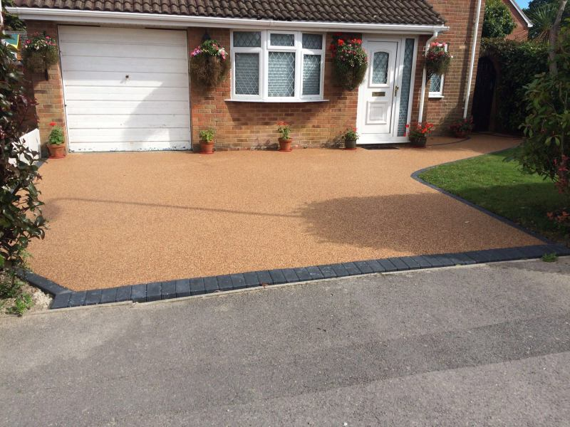 Resin Driveways in Southampton